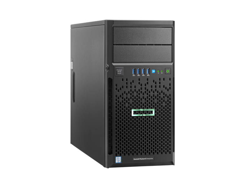 Máy Chủ HPE PROLIANT ML30 GEN9 E3-1220V6 8GB-U B140I 4LFF 350W PS SERVER (872658-371)