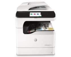 Máy in HP PageWide Mngd Clr MFP P77740zs - W1B40D