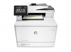 Máy in HP Color LaserJet Pro MFP M477fnw - CF377A