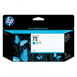 Mực in HP 72 130-ml Cyan Ink Cartridge (C9371A)