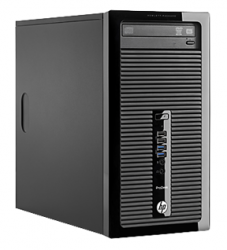 PC HP ProDesk 400 G1 Microtower (E2D13AV)