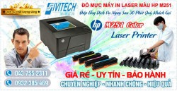 Đổ Mực Máy In HP M251nw Color Laser Printer