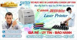 Đổ Mực Máy In Canon LBP 5300 Color Laser Printer