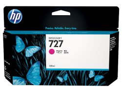 Mực in HP 727 130-ml Magenta DesignJet Ink Cartridge (B3P20A)