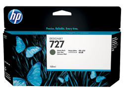 Mực in HP 727 130-ml Matte Black DesignJet Ink Cartridge (B3P22A)