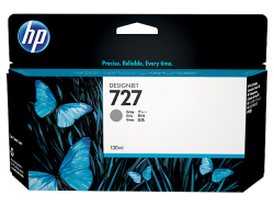 Mực in HP 727 130-ml Gray DesignJet Ink Cartridge (B3P24A)