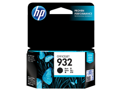 Mực in phun HP 932 Black Original Ink Cartridge