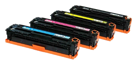 hộp mực máy in hp cp2025 color series hp