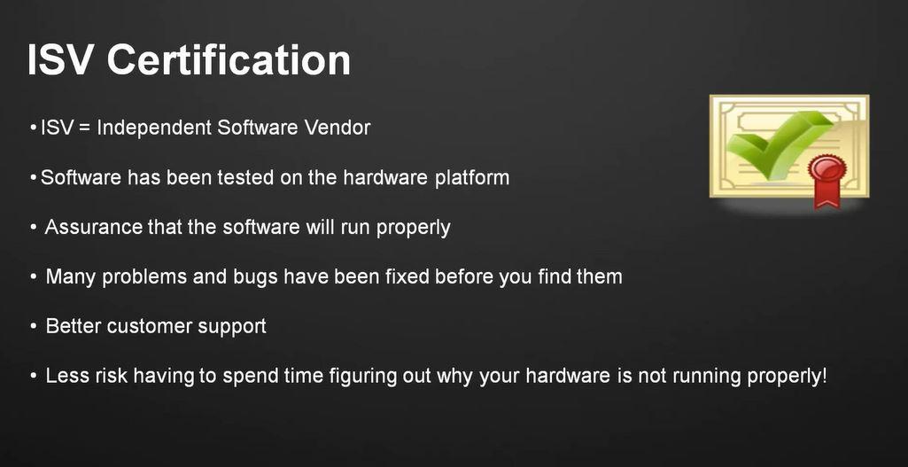 Máy tính WorkStation chuyên nghiệp là gì