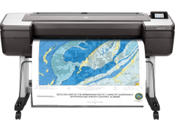 Máy in HP DesignJet T1708dr 44-in Printer (1VD85A)