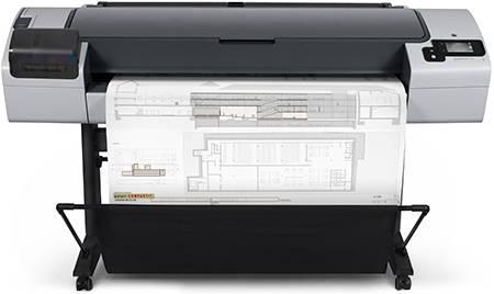 Máy in HP T795